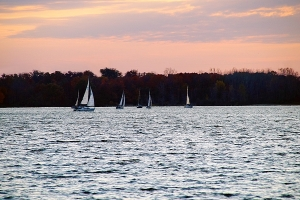sailboats-in-the-evening-mike-murdock
