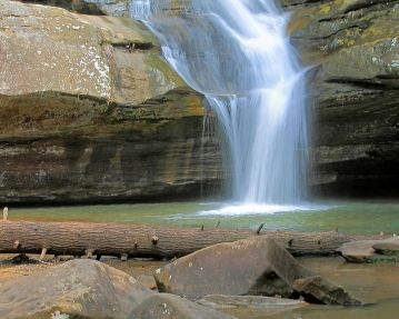 cedar falls in hocking hills