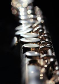 flute close up fine art photography by angela murdock
