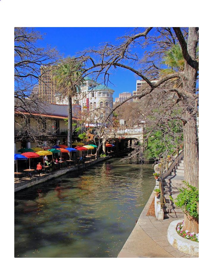 riverwalk photography print by angela murdock