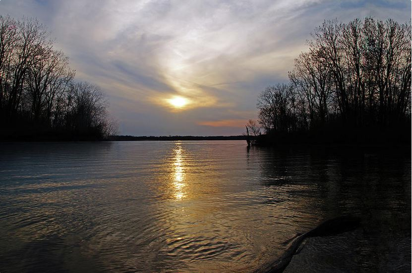 Photography by Angela Murdock: Evening at the Lake