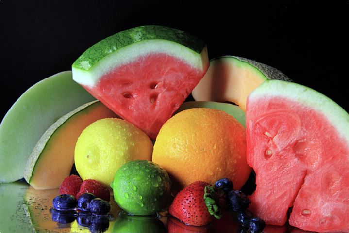 Many Fruits: Still Life photography by Angela Murdock