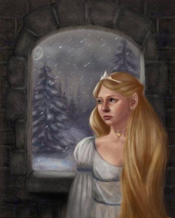 Bellarose book cover art by Angela Murdock