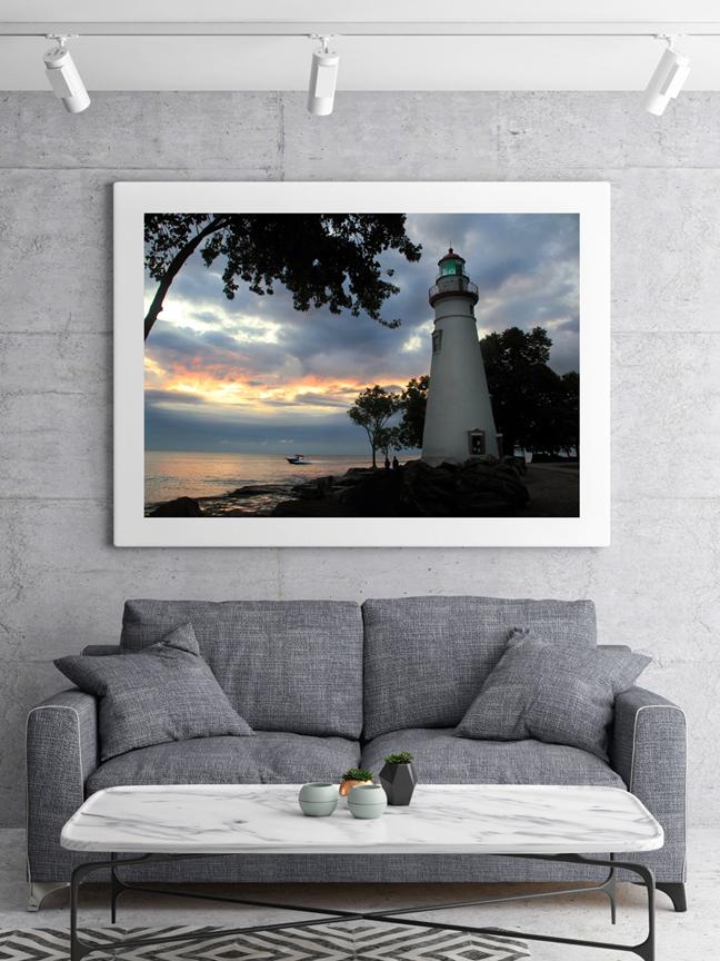 marblehead lighthouse display